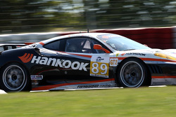 #89 Hankook - Team Farnbacher Ferrari F430 GT: Allan Simonsen, Pierre Kaffer