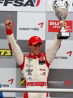 Alexander Sims, Mücke Motorsport, Dallara F308 Mercedes