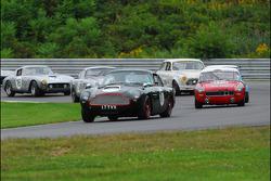 James Freeman- 1960 Aston Martin DB4 GT et le Groupe 4