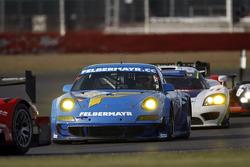 #88 Team Felbermayr - Proton Porsche 997 GT3 RSR: Christian Ried, Horst Felbermayr Jr., Francisco Cruz Martins