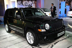 Jeep Patriot Overland