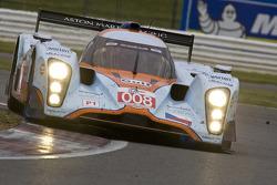 #008 AMR Eastern Europe Lola Aston Martin: Miguel Ramos, Chris Buncombe, Stuart Hall