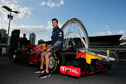 Daniel Ricciardo, Red Bull Racing, mit dem Red Bull Racing RB12