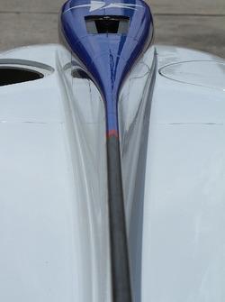 Detail, #81 Dragonspeed Oreca 05 Nissan
