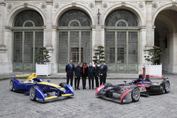 Paris ePrix press conference