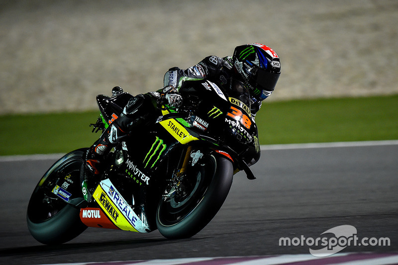 Bradley Smith (Yamaha), 8. Platz