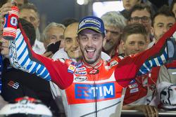 Secondo, Andrea Dovizioso, Ducati Team