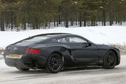 Bentley Continental GT 2018 spyshots