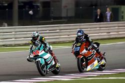 Хафія Сяхрін, Petronas Raceline Malaysia, Kalex і Марсель Шрьоттер, AGR Team, Kalex