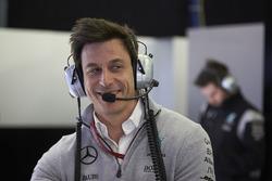 Тото Вольф, руководитель Mercedes GP