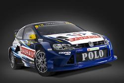 Volkswagen Team Sweden Polo RX