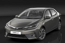 Toyota Corolla 2016 versione europea