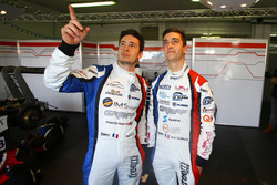 #9 Graff Racing Ligier JS P3 - Nissan: Поль Петі, Ензо Гіббер