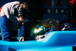 Hongli Ye, Jenzer Motorsport