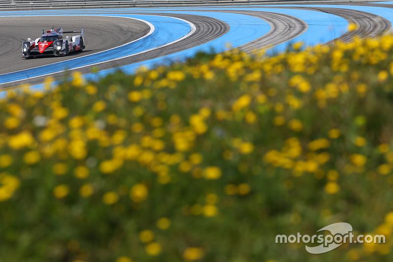 Toyota testet seinen LMP1