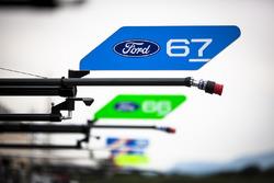 Señal de pits para el #67 Ford Chip Ganassi Racing Team UK Ford GT: Marino Franchitti, Andy Priaulx, Harry Tincknell