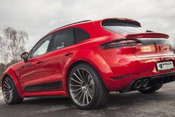 Porsche Macan von Prior Design
