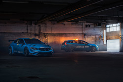 Presentasi: WTCC Volvo V60 Polestar Safety Car