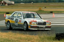 Fritz Kreutzpointner, AMG-Mercedes