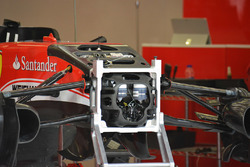 Ferrari SF16-H front suspension