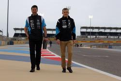Mato Homola y Jerôme Woiret, B3 Racing Team Hungary