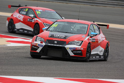 James Nash, Seat Leon Team Craft-Bamboo LUKOIL  and Pepe Oriola, SEAT Leon, Team Craft-Bamboo LUKOIL