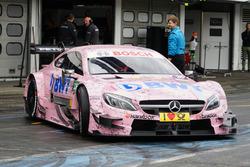 Лукас Ауэр, Mücke Motorsport Mercedes-AMG C-Coupé