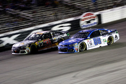 Ryan Newman, Richard Childress Racing, Chevrolet und Dale Earnhardt Jr., Hendrick Motorsports, Chevrolet