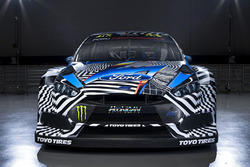 Farbdesign von Ken Block, Hoonigan Racing Division, Ford