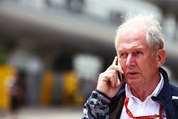 Dr. Helmut Marko, Red Bull Motorsportberater