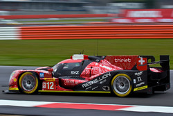 #12 Rebellion Racing, Rebellion R-One AER: Nicolas Prost, Nick Heidfeld, Nelson Piquet Jr.