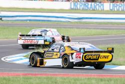 Leonel Pernia, Las Toscas Racing Chevrolet, Facundo Ardusso, JP Racing Dodge