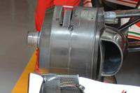 Detail Front, Ferrari SF16-H