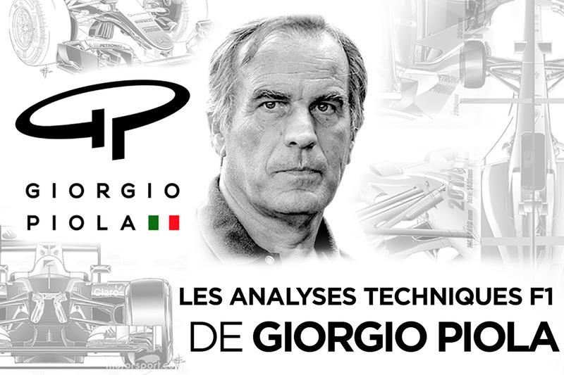 Les analyses techniques F1 de Giorgio Piola
