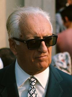 Enzo Ferrari, 1971