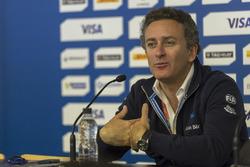 Alejandro Agag, Chef Formel E