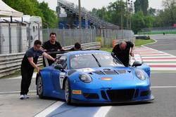#77 Attempto Racing, Porsche 911 GT3 R: Jürgen Häring, Nicolas Armindo, Clément Mateu