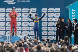 Podio: terzo Sébastien Buemi, Renault e.Dams