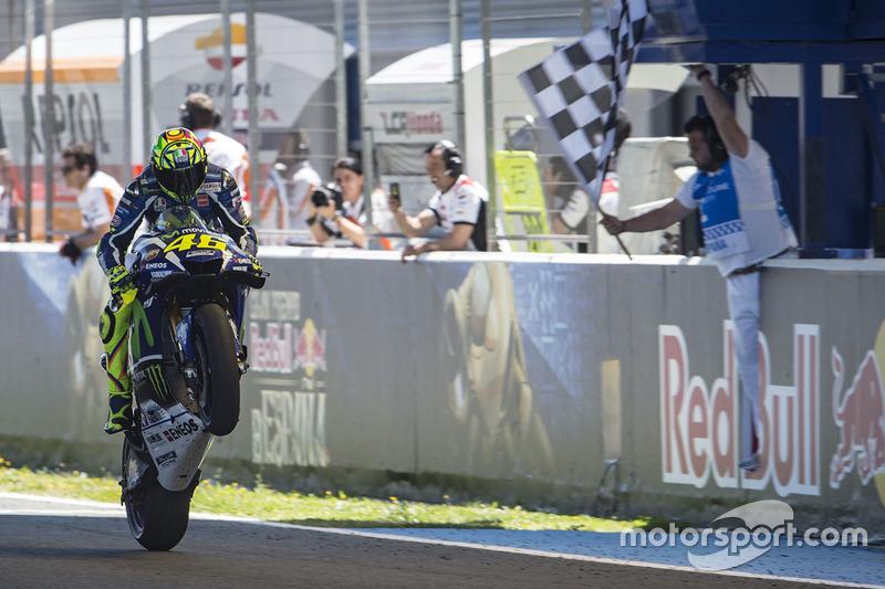 Гран При Испании. Валентино Росси