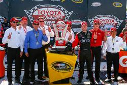 Carl Edwards, Joe Gibbs Racing Toyota race winner