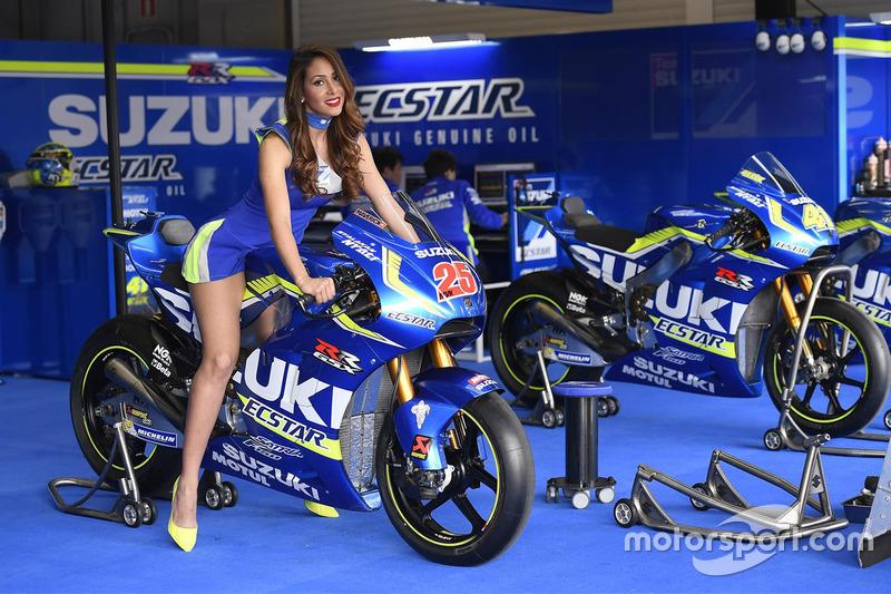 Suzuki girl