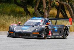#10 Wayne Taylor Racing Corvette DP: Ріккі Тейлор, Джордан Тейлор