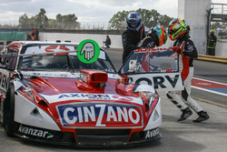 Matias Rossi, Donto Racing Chevrolet y Esteban Guerrieri