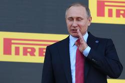 Vladimir Putin, Staatspräsident Russlands