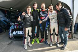 Esteban Gini, Nero53 Racing Torino, Martin Ponte, Nero53 Racing Dodge and Federico Paoloni y Nazareno Lopez