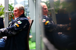 Dr Helmut Marko, Red Bull Racing Team Consultant