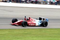 Le vainqueur Arie Luyendyk, Lola/Chevrolet