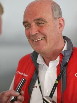 الدكتور فولفغانغ أولريخ، رئيس فريق أودي موتورسبورت
