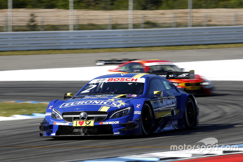 15. Gary Paffett, Mercedes-AMG Team ART, Mercedes-AMG C63 DTM