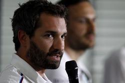 Press Conference: Timo Glock, BMW Team RMG, BMW M4 DTM